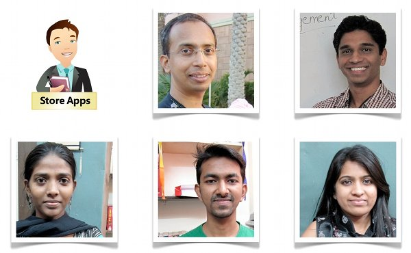 Awesome Team Behind Store Apps