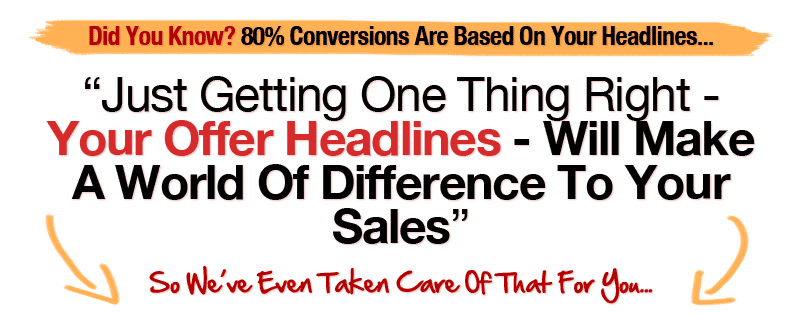 Magnetic Headlines Can Make A World Of Difference To Your Sales