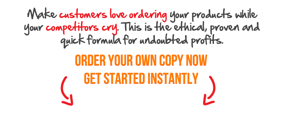 Order your own copy now and get started instantly.