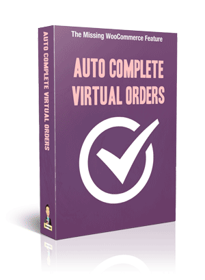 WooCommerce Auto Complete Virtual Orders