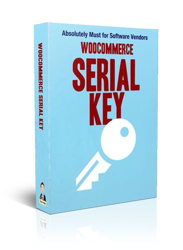 WooCommerce Serial Key Licensing Solution