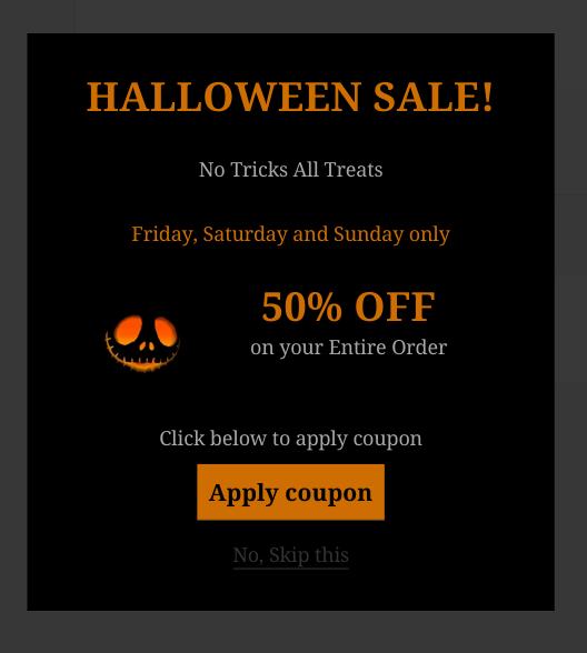 schdeule-halloween