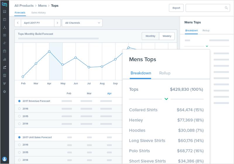 Stitch inventory management dashboard