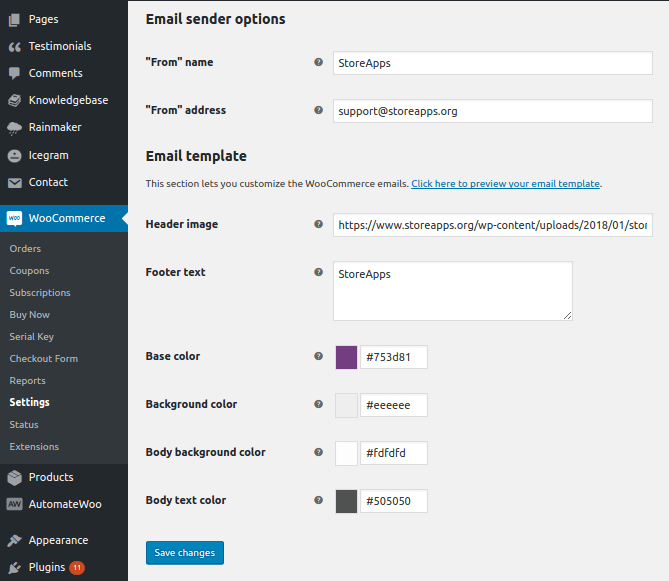 Customize Woocommerce Emails What Why How To Storeapps