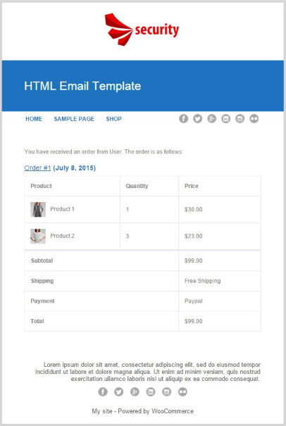 Customize WooCommerce Emails - what, why, how-to? - StoreApps