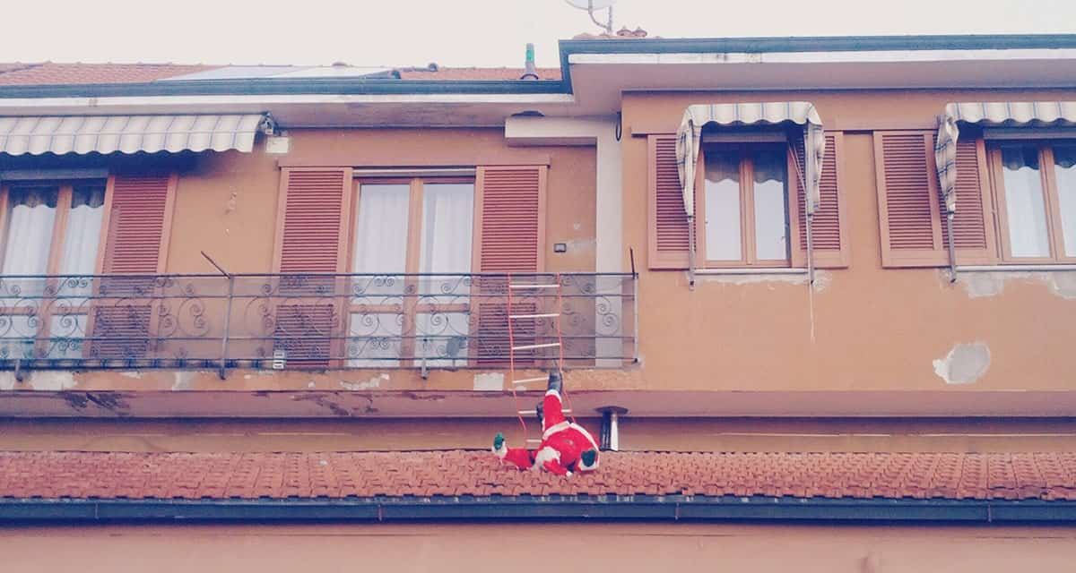 Santa Claus Failure!