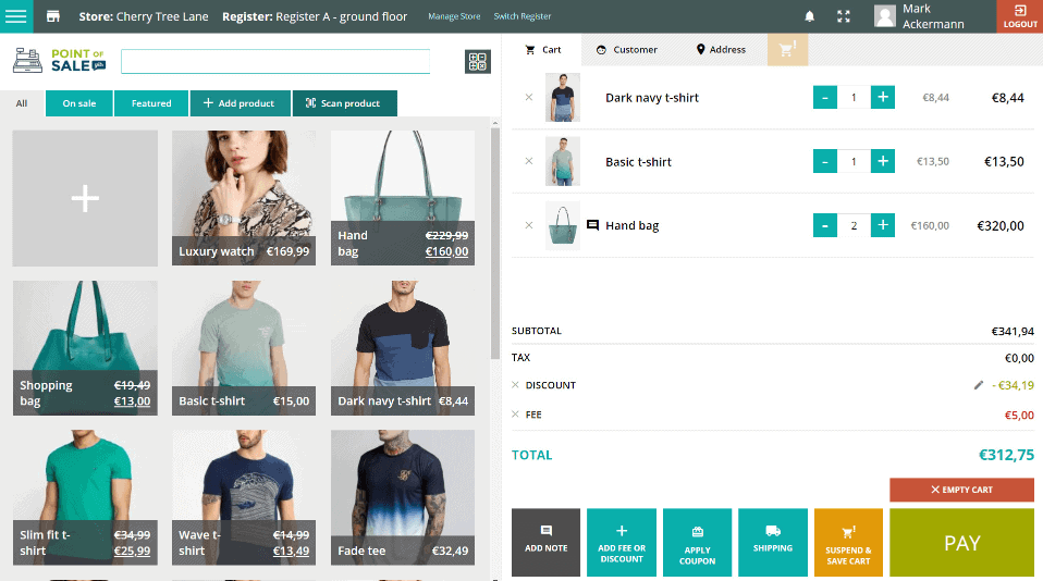 yith woocommerce point of sale